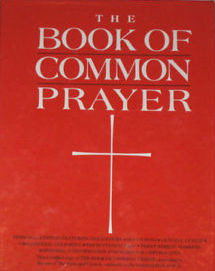 The Book  of Common Prayer 1990 edition cr