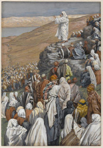 The Sermon on the Mount illustration for Understanding the Lord's Prayer