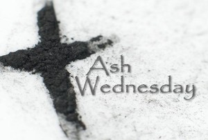 An Unexpected Discovery on Ash Wednesday