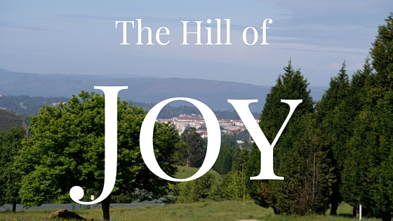 The Hill of Joy- Title Image